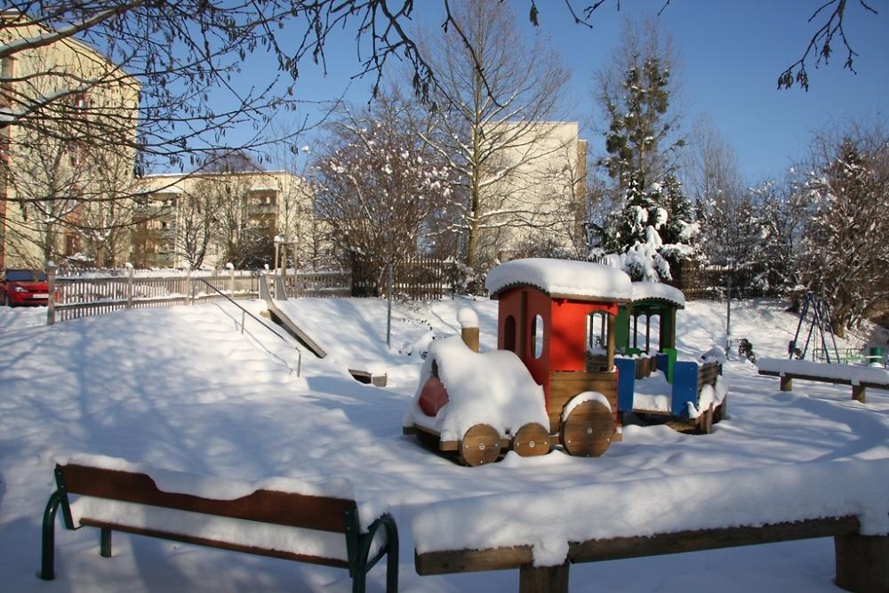 Spielplatz Langenberg